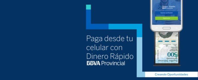 Como afiliarse a pago móvil Provincial