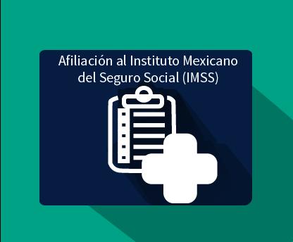 Afiliarte al IMSS