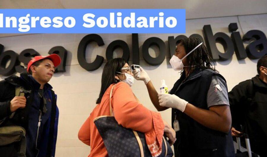 Cómo recibir el ingreso solidario